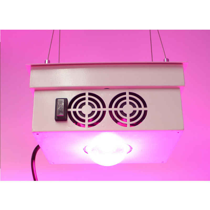 Grow Light 150 watt For Hydroponics System LED Lamp Waterproof With 120 Degree Beam Angle For Aquaponic Device 2 Years Warranty