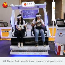 Magical Thrilling Funny Experience Game Machine Simulator With 1 Year Warranty