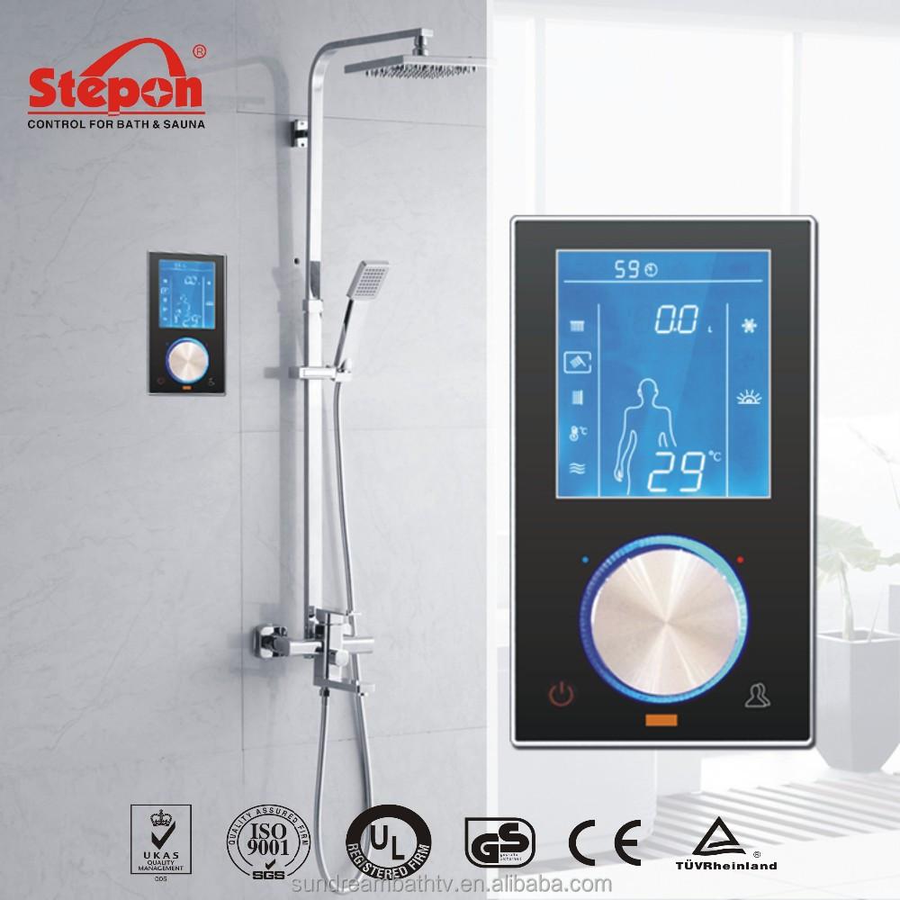 Bathroom Shower Temperature Control System