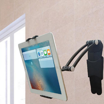 2 In 1 Kitchen Mount Wall Tablet Pc Bracket Mounting Stand For