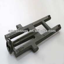 H type cast iron gas burner parts for cooking 2105-GH/MOD