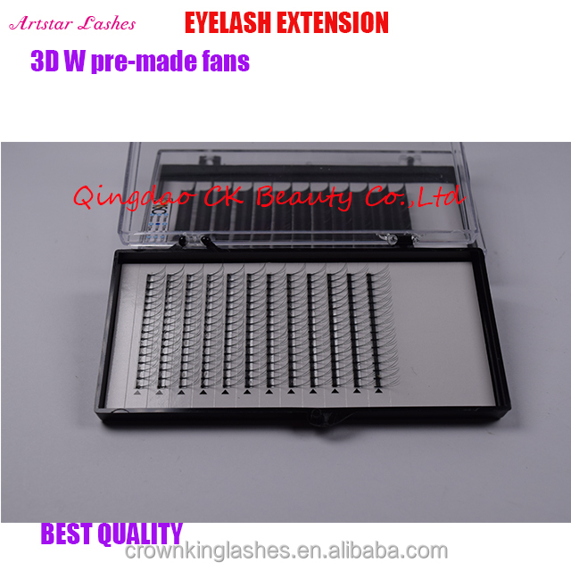 W private label mink eyelashes extensions 0.07 mink 3d false eyelash