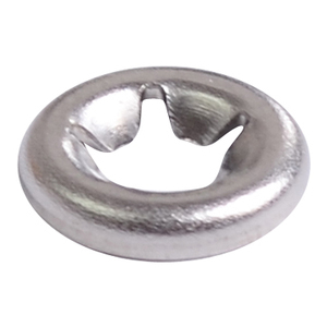 Custom made stamping 316l stainless steel zinc plated flat thin metal two holes washers