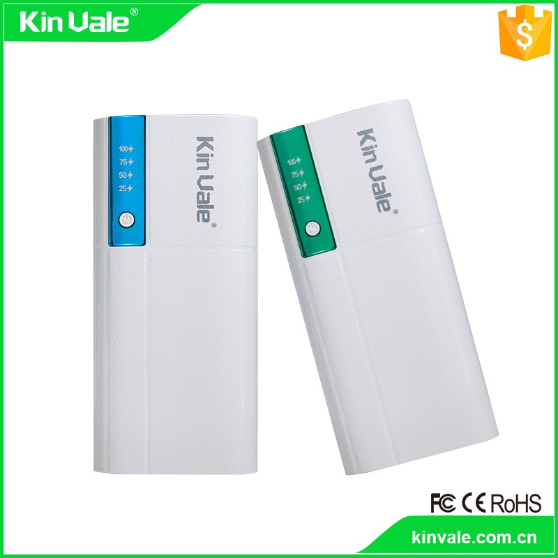 Moblie phone fashion design power bank 16000mah High efficiency fast charge