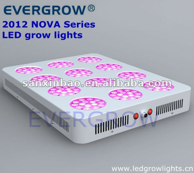 Nova series 180*3w led plant grow lamp