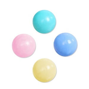 ECO-friendly plastic ocean ball for ball pit high quality LDPE ball for sale