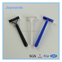 OEM Plastic Handle Safety Men Shaving Razor Blade