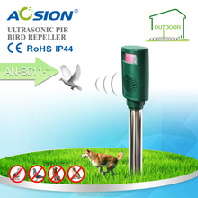 Ultrasonic Pigeon/Bird Repeller Equipment With PIR System AN-B011-1