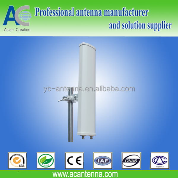 wifi 120degree sector 5GHz outdoor base station antenna