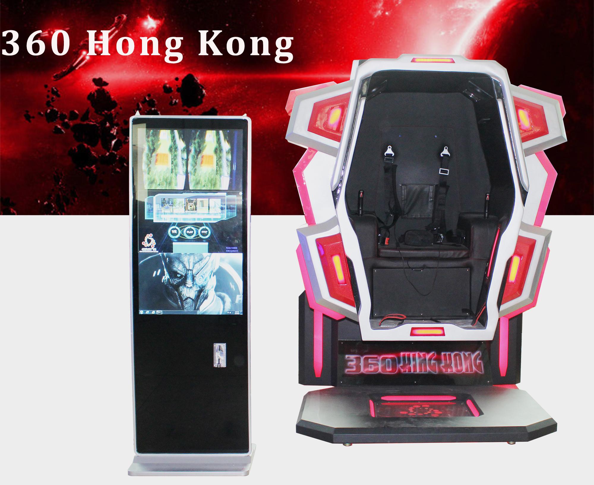 Omazing キングコング 9d vr ローラーコースター 360 vr 回転 vr シネマシミュレータ販売のため