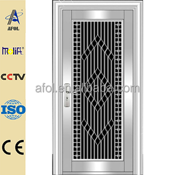 304 stainless steel main door design buy 304 stainless Grill main door design