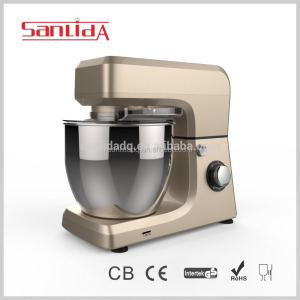 High-quality 1200W Metal gears food processor for kitchen stand mixer