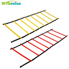Agility training ladder football keep fit exercise tool
