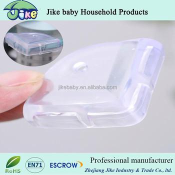 Glass Table Corner Guard Desk Corner Cover Baby Anti Collision Corner  Protector