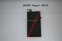 Mobile Phone Assembly LCD screen panel for DOOGEE Dagger DG550