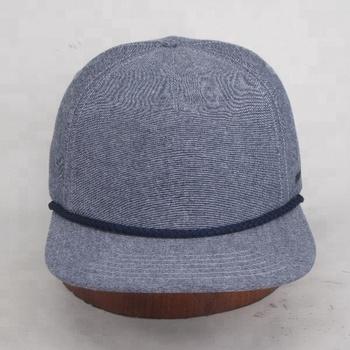 fa2fa2e20cfd2 Wholesale Custom your own new style logo metal closure snapback hat cap dad  hat