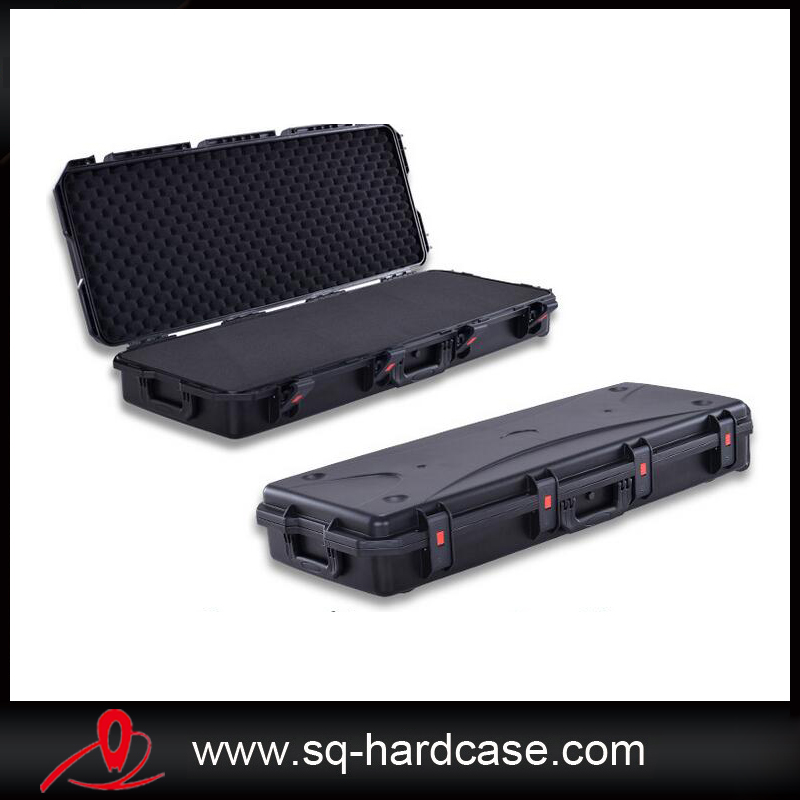1080*390*150mm plastic waterproof double abs gun case