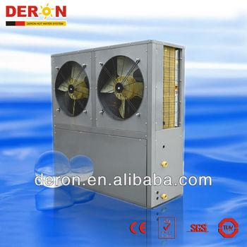 Deron Air Source Heat Pump Water Heater Atmospheric Generator Sanitory Hot