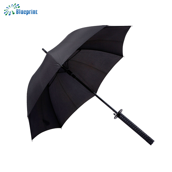 Hot selling fashional Japanese samurai sword katana umbrella