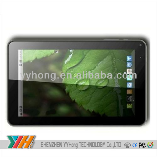 Boxchip A13 Android 4.0 tablet 9 Inch china brand tablet pc