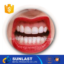 Sunlast car logo and their name printing metal logo for car sticker
