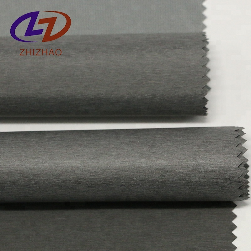 Anti-Static hs code fabrics textiles 100% recycled <strong>polyester</strong> for Curtain