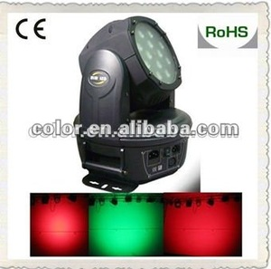 stage LED lighting 12pcs*9W Moving head zoom