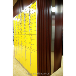 Chinese products sell plastic -sprayed surface reasonable price safe locker manufacturer