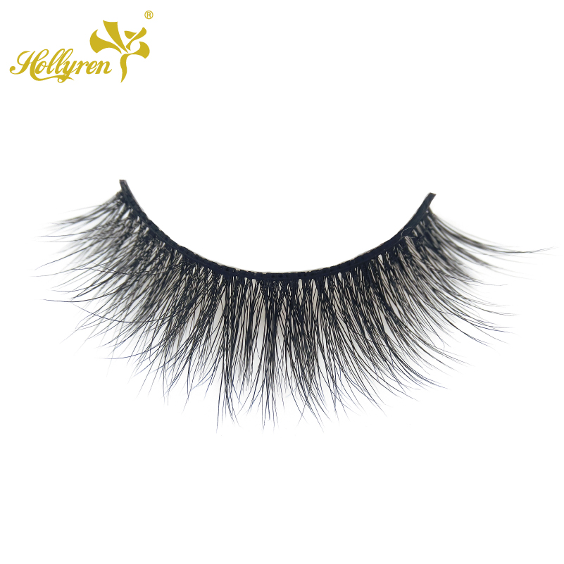 Best Korean 3D Natural Layered Faux Mink Eyelashes