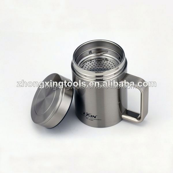 Newly New design high quality cartridge shaped vacuum flask