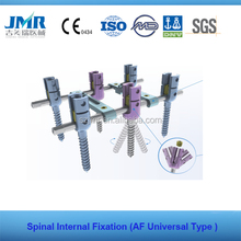 Orthopedic implant Spine Internal Fixation Spinal Pedicle Screw Poly Axial Screw