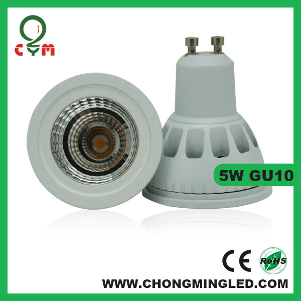 2012 new fashion High lumens 5w led bulb e27 gu10