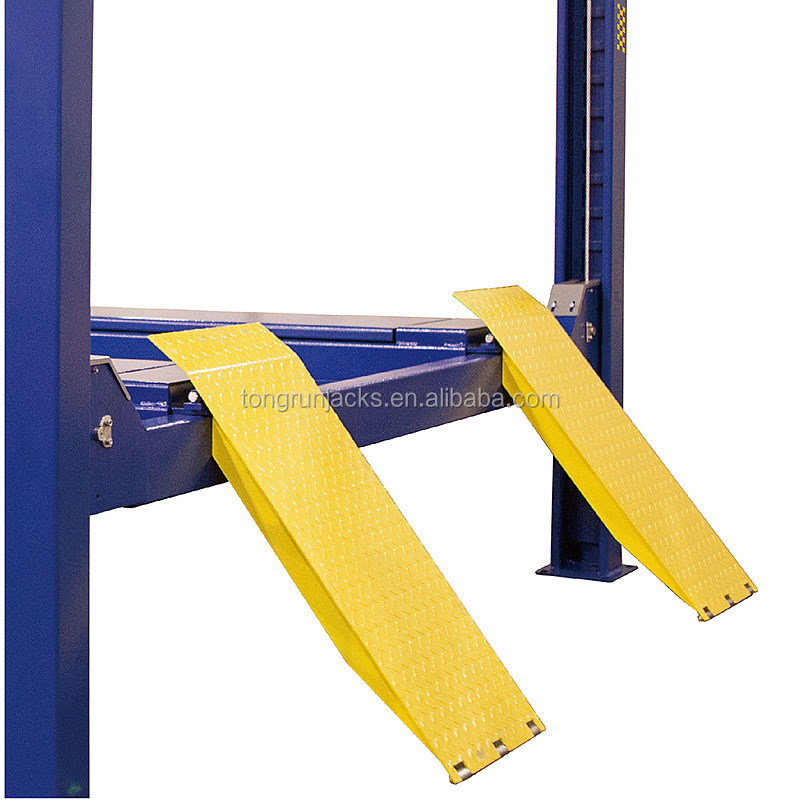 4.5 Ton Four Post Hyaraulic Car Parking Lift QJY4045-ZJ