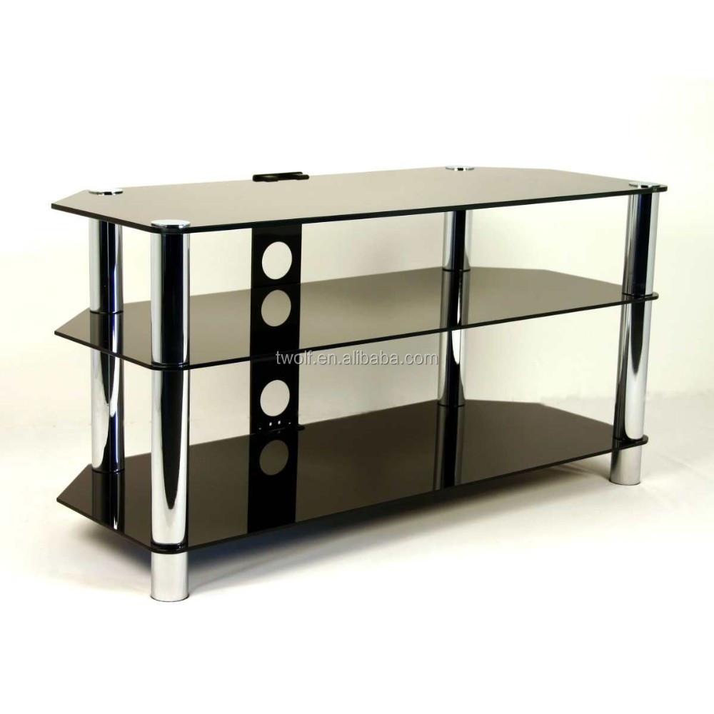 Moderne woonkamer meubels gehard glas tv meubel za040 tv staat ...