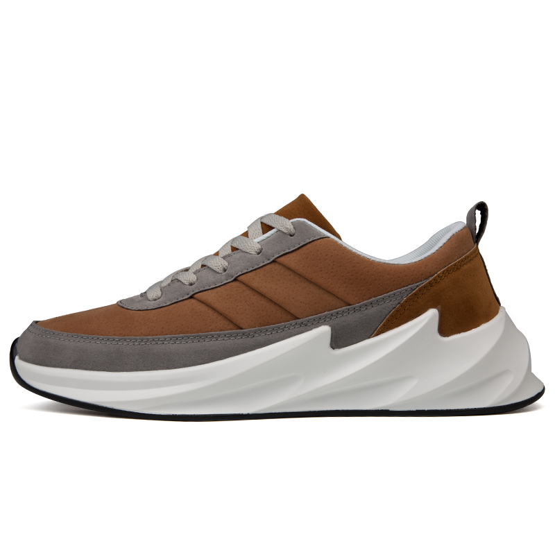 Men Sharks Concept Sneakers Casual Shoes Lac-up Lightweight Comfortable Breathable Walking Sneakers Tenis