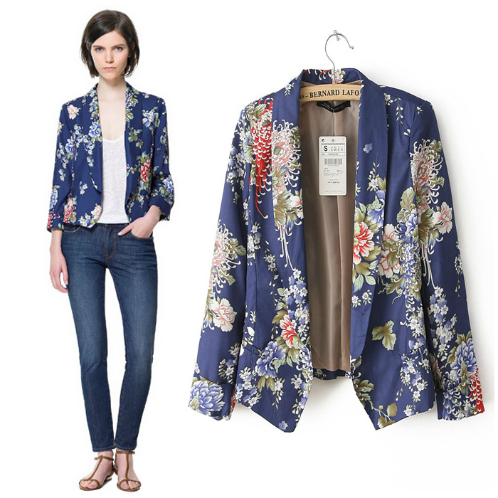Women's Floral Jacket Casual Blazer Cardigan. Choies Women's Fashion Casual Long Sleeve Slim Office Blazer With Stand Collar. by CHOiES record your inspired fashion. $ - $ $ 19 $ 29 99 Prime. FREE Shipping on eligible orders. Some sizes/colors are Prime eligible. out of 5 stars