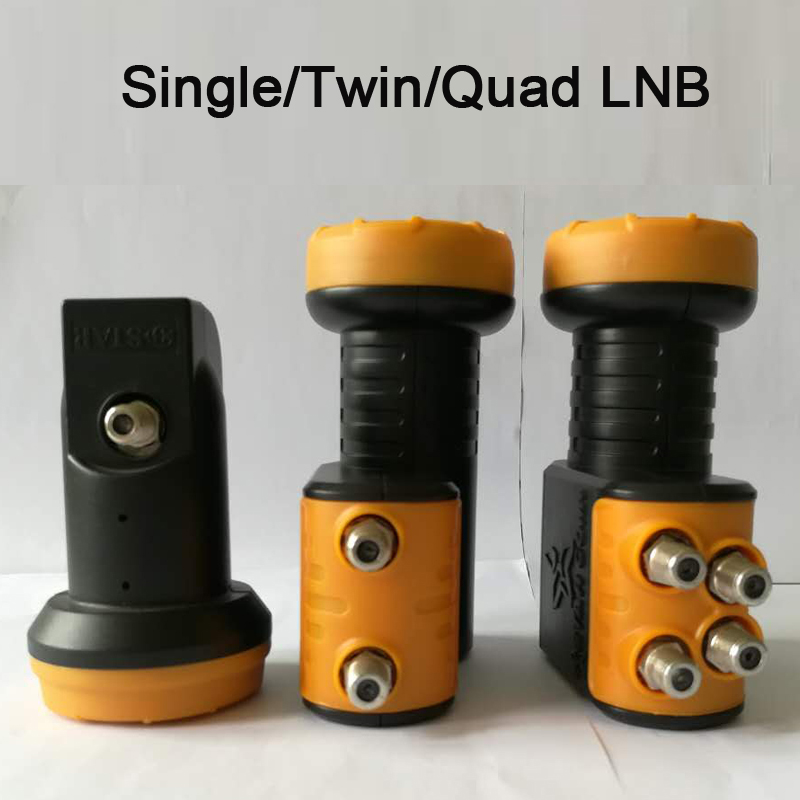 Factory price best quality universal KU band Single/twin/quad universal ku band LNB