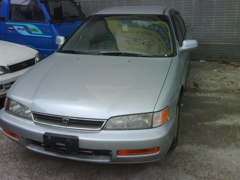 Used Honda LHD Car