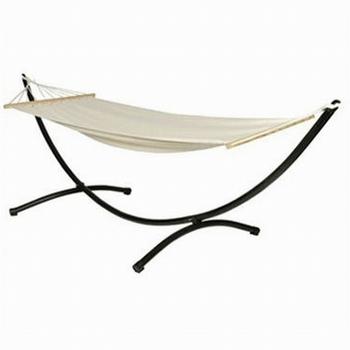 Hangmat Standaard Metaal.Verstelbare Hangmat Standaard Stalen Outdoor Opvouwbare Camping