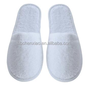 69a3c797bdcc81 5mm eva sole 100% katun putih pakai handuk terry hotel sandal sekali pakai  terry