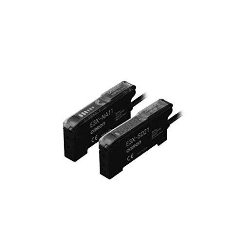 E3X-A11 2M Omron NEW In Box Photoelectric Fiber Optic Amplifier Sensor E3XA11