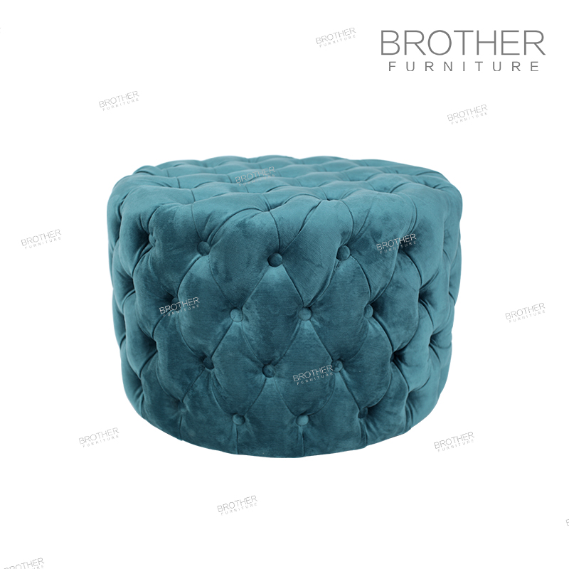 Blue Velvet Tufting Moroccan Wholesale Indian Round Pouf Ottoman Buy Round Pouf Ottoman Moroccan Pouf Ottoman Wholesale Indian Pouf Ottoman Product On Alibaba Com