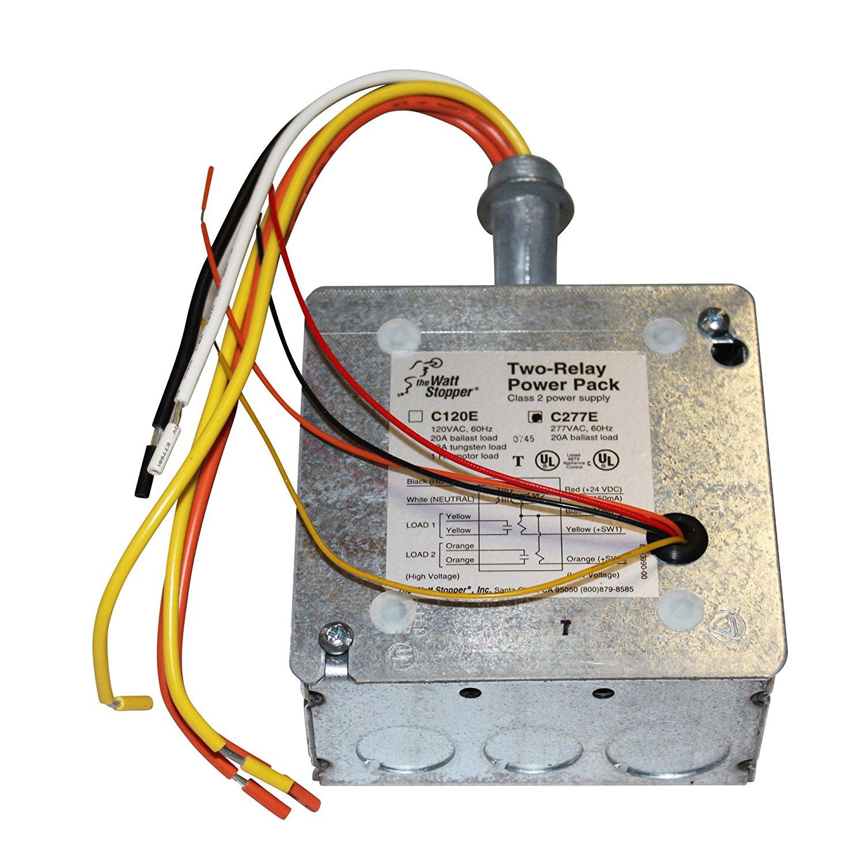 Cheap Maxim Class 2 Power Supply Find Unregulator Get Quotations Wattstopper C277 E Two Relay Pack Occupancy Sensor 277vac