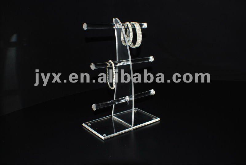 Eco-friendly Acrylic Jewelry Rack