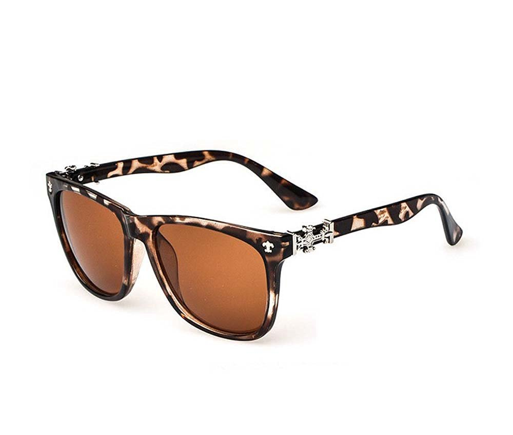 b682073cdbc1 Get Quotations · Arctic Star® Chrome Hearts glasses retro fashion sunglasses  can be equipped with myopia