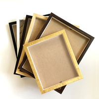 Wholesale A4 Paper Size Frame Plastic Photo Frame