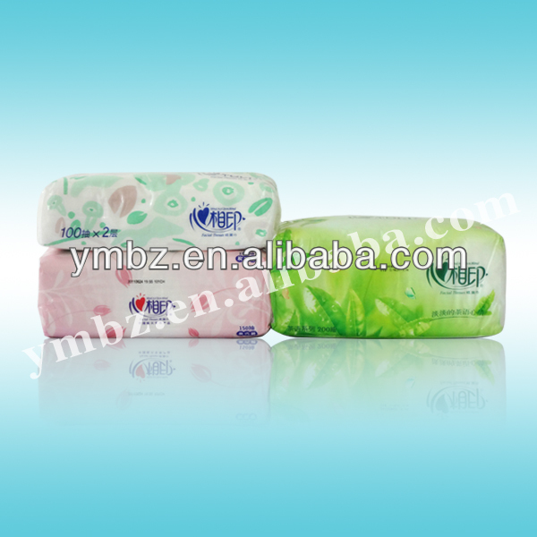 Cheap plastic CPP bags for toilet paper