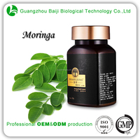 Daily Health Care Supplements Herbal Food Moringa Leaves Tablet