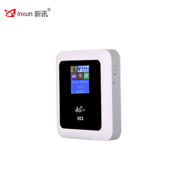 2018 Best Small Pocket 4G Mobile Wifi Router With Marvell Chipset