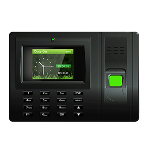 Eseye USB Biometric Time Attendance Machine High Quality Fingerprint Time Attendance Recorder Device